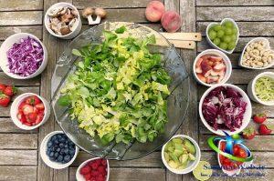 سبزیجات چربی سوز