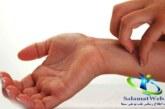 علت حساسیت پوستی چیست؟+راه های درمان حساسیت های پوستی