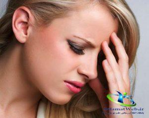 انواع سردرد پشت سر