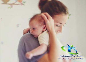 بارهنگ برای نوزاد