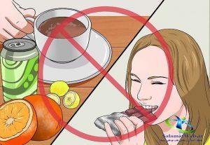 مواد غذایی مضر برای برای بوی بد دهان