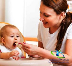 از شیر گرفتن کودک 20 ماهه