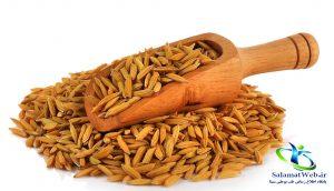 مضرات سبوس برنج