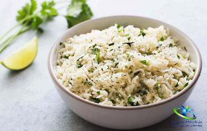 خواص برنج سفید