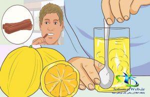درمان بوی بد دهان با طب سنتی
