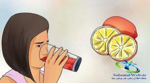 روش های از بین بردن بوی سیر