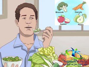 رژیم غذایی برای التهاب پروستات