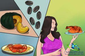 نقش تغذیه در درمان جوش صورت