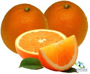 خواص پرتقال ناشتا