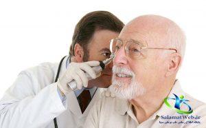 درمان گرفتگی گوش در طب سنتی