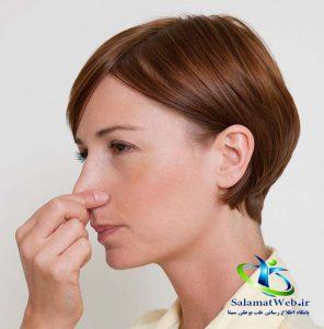 گرفتگی گوش در اثر عفونت