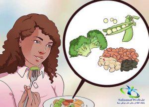 درمان تری گلیسیرید بالا در طب سنتی