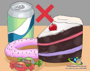 رژیم غذایی لاغری