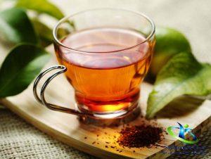 برگ چای سیاه