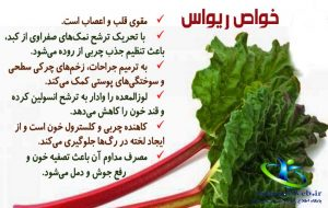 خواص شگفت انگیز گیاه ریواس برای پوست