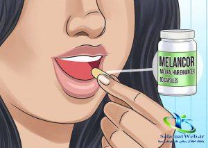 جلوگیری از سفید شدن مو در طب سنتی