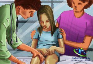 علائم بیماری راشیتیسم در نوزادان