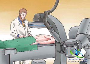 درمان سرطان ریه پیشرفته