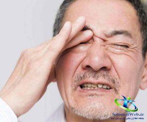 علت چشم درد صبحگاهی