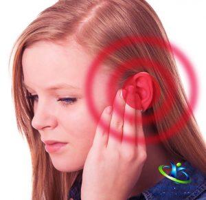 سیب درمان درد گوش