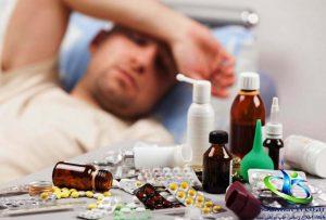درمان سرماخوردگی بزرگسال