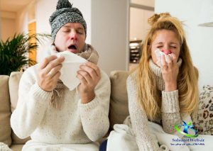 سرماخوردگی در تابستان