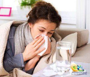 درمان گیاهی سرماخوردگی