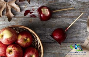 مضرات سیب