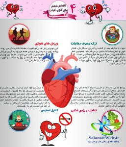 تقویت قلب طب سنتی