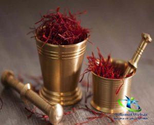 فواید زعفران برای زنان