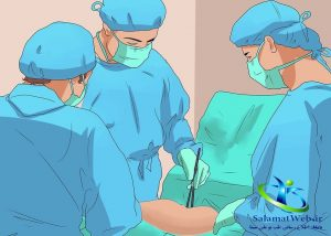 عفونتسوختگیدرجه 3
