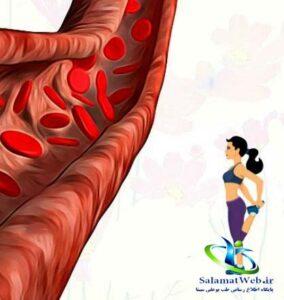 عوامل موثر بر جریان خون
