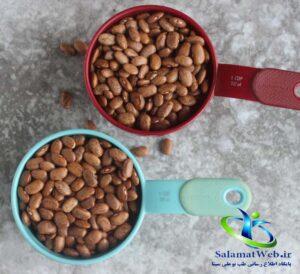 خواص لوبیا چیتی برای کودکان