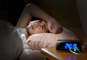 علایم بیخوابی