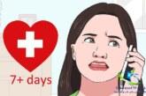 طولانی شدن پریود به چه علت ایجاد می شود و درمان آن چیست؟