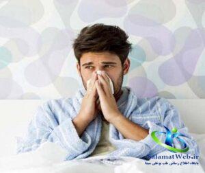 درمان خشکی و سوزش گلو