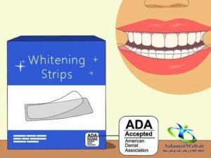 مواد سفید کننده دندان در داروخانه