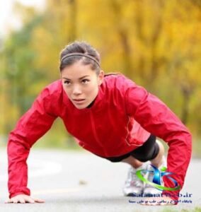 درمان افتادگی پوست صورت با ورزش