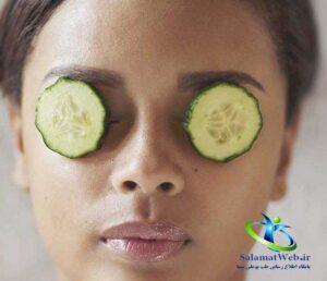 درمان ورم پلک