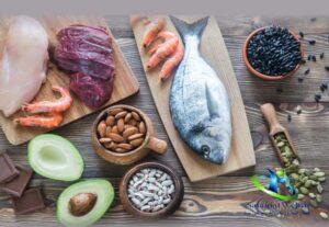 منابع غذایی حاوی زینک
