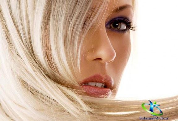 دکلره کردن مو فوائد و عوارض آن +چگونه دکلره کنیم که مو نسوزد؟